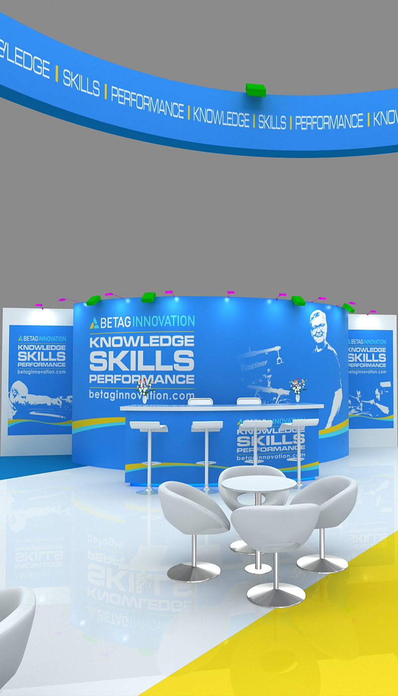 Exhibition Stand Design Specifications : Shedload creative marketing design agency about shedload